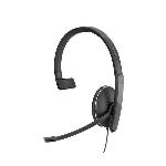 Imagem adicional do produto AUSCULTADORES COM MICROFONE SENNHEISER HEADSET MONO SC 135 USB