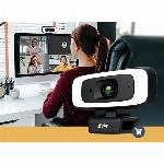 Imagem adicional do produto CAMARA DE VIDEO CONFERENCIA WEB CAM AVER CAMERA USB3.0 130 4X ZOOM WITH FOV 120º  FILL LIGHT