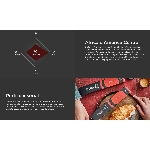 Imagem adicional do produto CAFE CAPSULAS DELTA Q QALIDUS INTENSO E AMBICIOSO INTENSIDADE 10 - 10UN