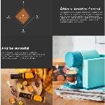 Imagem adicional do produto CAFE CAPSULAS DELTA Q QONVICTUS CLÁSSICO E EQUILIBRADO INTENSIDADE 5 - 10UN