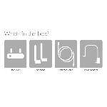 Imagem adicional do produto D-LINK INDOOR WIRELESS AP N300 SINGLE BAND WPS QOS WMM 7 OPERATIONS