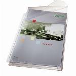 Imagem adicional do produto 5 BOLSAS CATALOGO ESSELTE DIN A4 PVC 170 MC COM FOLE E ABA SUPERIOR CAPACIDADE 200 FOLHAS PACK DE 5 UNIDADES