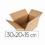 Imagem do produto CAIXA PARA EMBALAR COM MONTAGEM AUTOMATICA DO FUNDO MEDIDAS 300X200X150 MM ESPESSURA CARTAO 5 MM