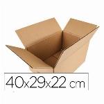 Imagem do produto CAIXA PARA EMBALAR COM MONTAGEM AUTOMATICA DO FUNDO MEDIDAS 400X290X220 MM ESPESSURA CARTAO 5 MM