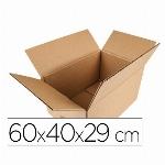 Imagem do produto CAIXA PARA EMBALAR COM MONTAGEM AUTOMATICA DO FUNDO MEDIDAS 600X400X290 MM ESPESSURA CARTAO 5 MM