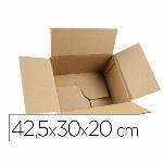 Imagem do produto CAIXA PARA EMBALAR COM MONTAGEM AUTOMATICA DO FUNDO MEDIDAS 425X300X200 MM ESPESSURA CARTAO 3 MM